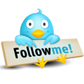 Следи за моим блогом в Твиттере