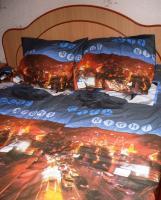 Комплект белья в нашей спальне