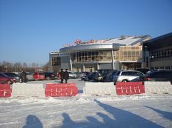 Дворец спорта УГМК г. Верхняя Пышма