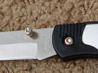 Клеймо на лезвии ножа